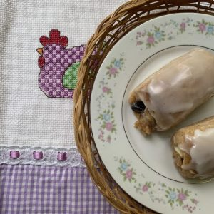 pãozinho de maçã 3