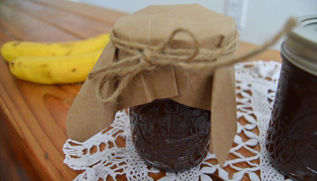 Doce de banana diferente Rubia Rubita Home