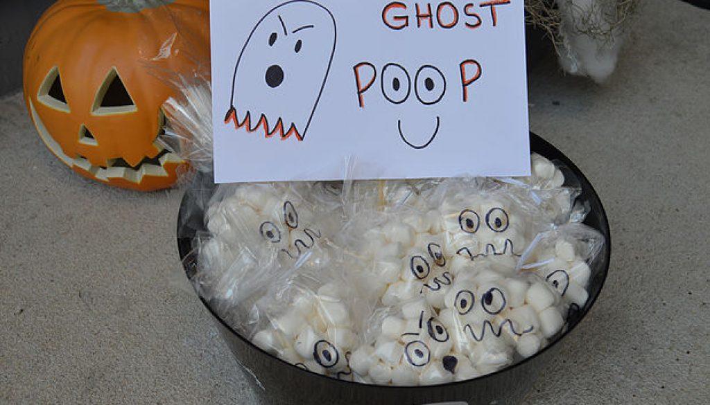 Halloween Rubia Rubita Home